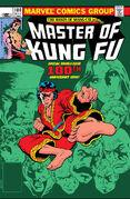 Master of Kung Fu Vol 1 100