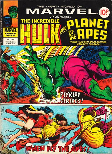 Mighty World of Marvel Vol 1 245