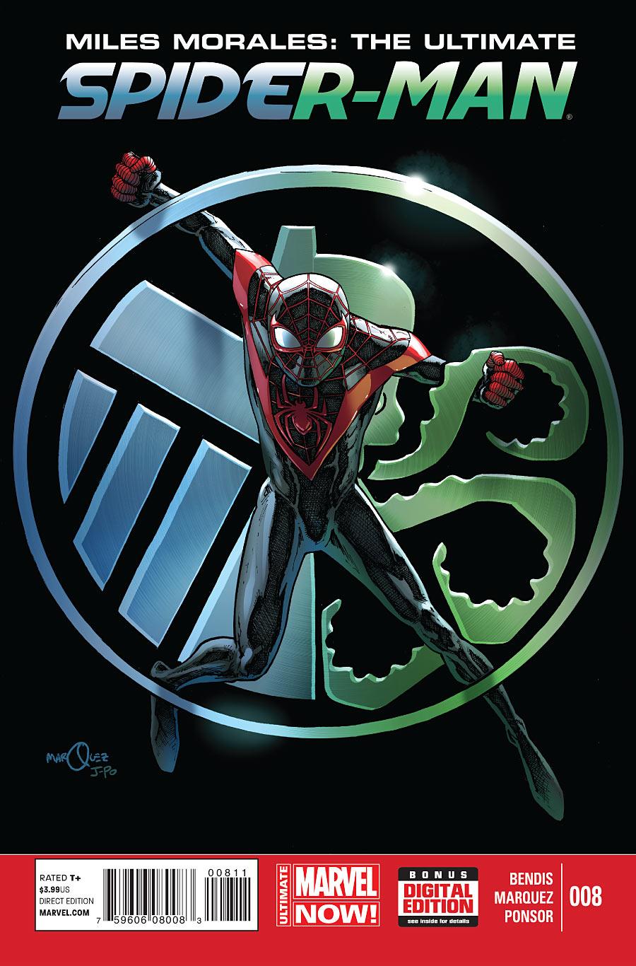 Miles Morales: Ultimate Spider-Man Vol 1 8
