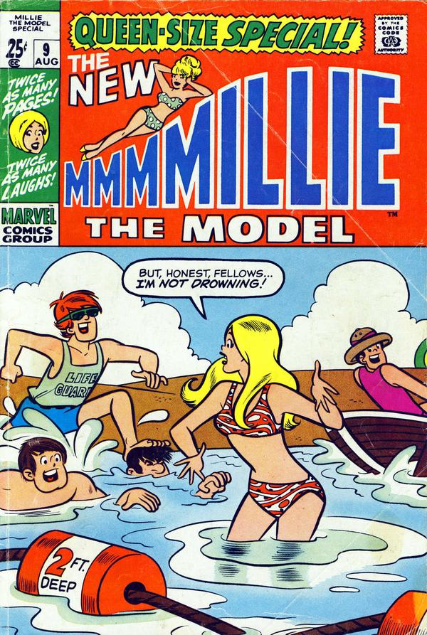 Millie the Model Annual Vol 1 9
