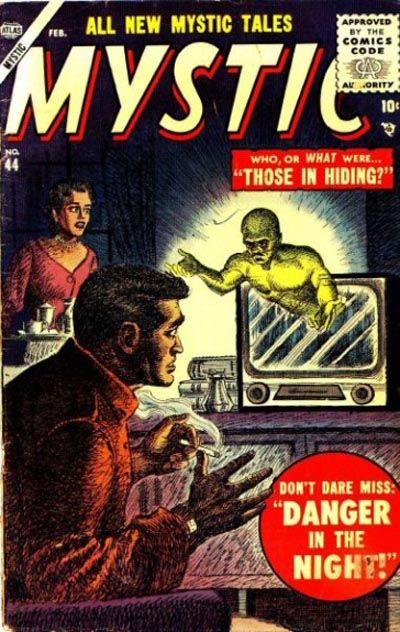 Mystic Vol 1 44