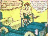 Namor's Jeep