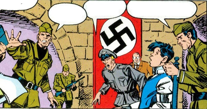 National Socialist German Workers Party (Earth-697064)/Gallery