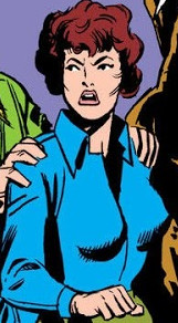 Nora Joyce (Earth-616)