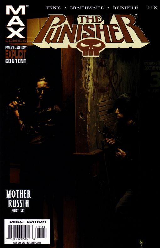 Punisher Vol 7 18