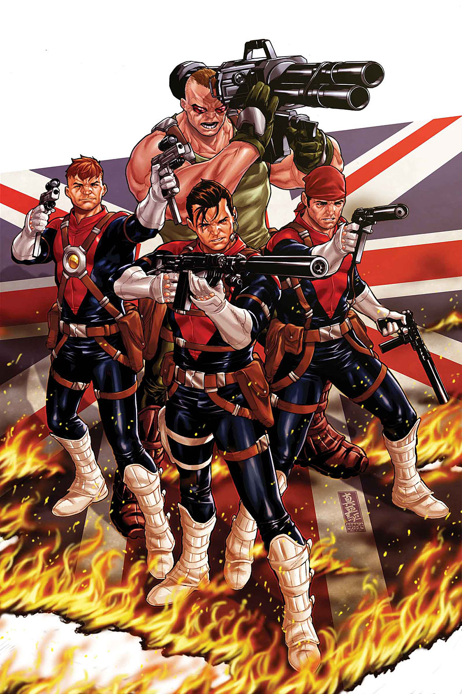 Super-Soldiers (Earth-616)