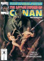Savage Sword of Conan Vol 1 204