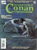 Savage Sword of Conan Vol 1 211