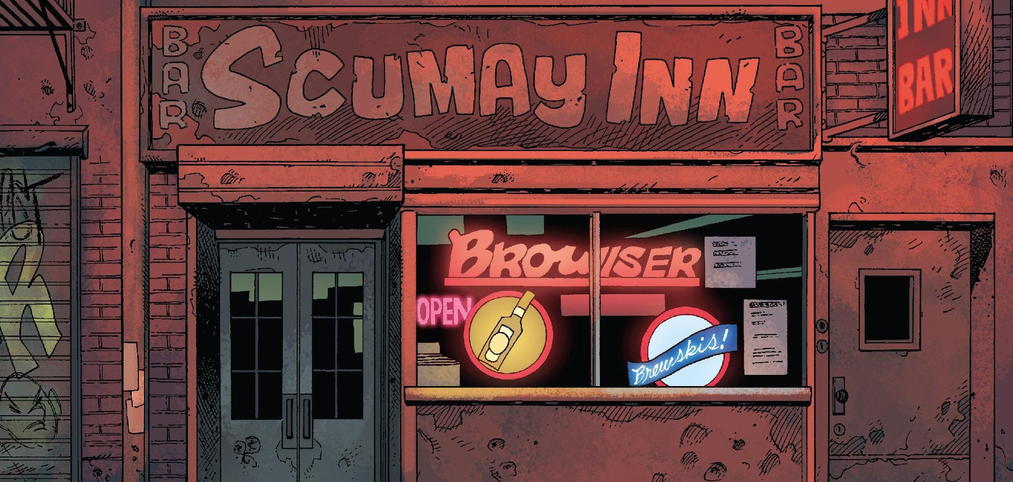 Scumay Inn/Gallery