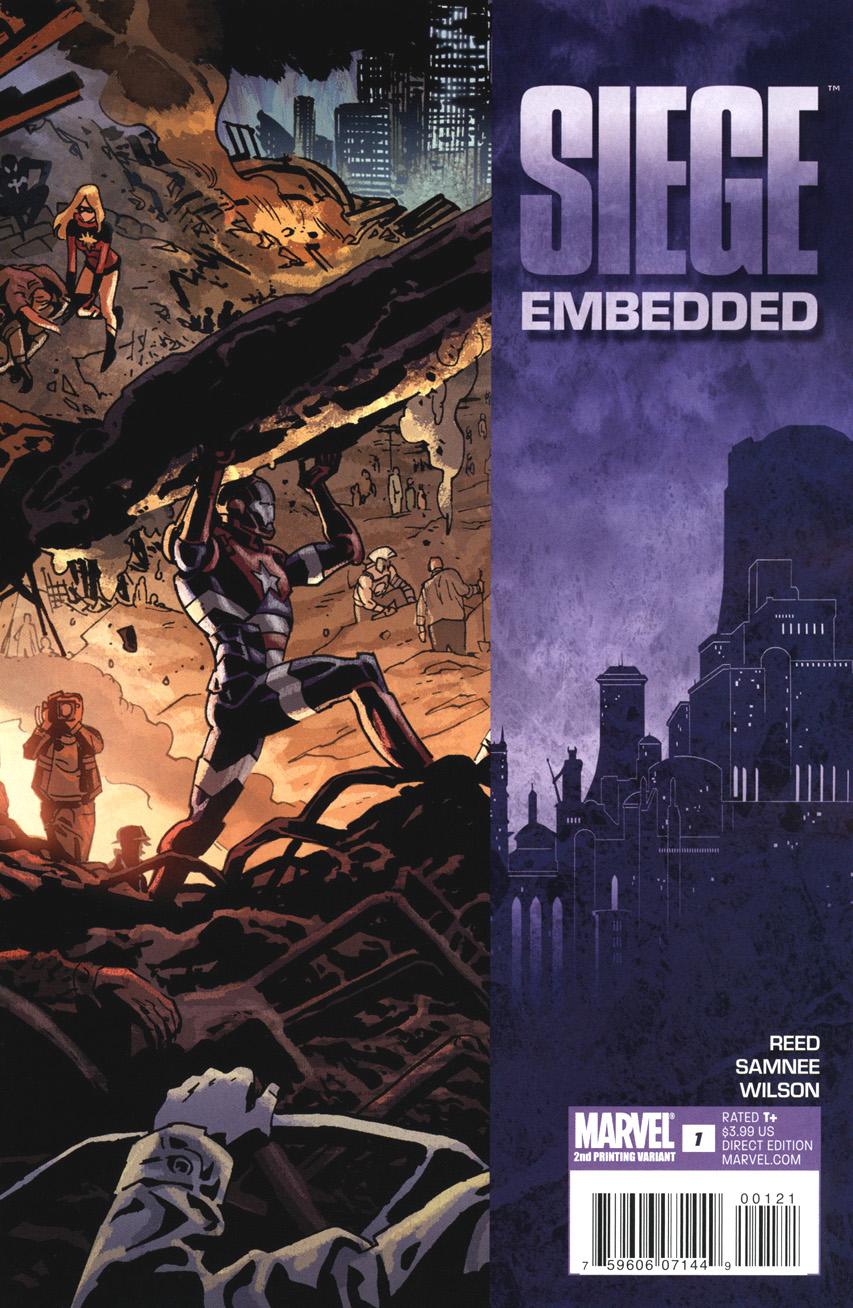 Siege Embedded Vol 1 1 2nd Printing.jpg