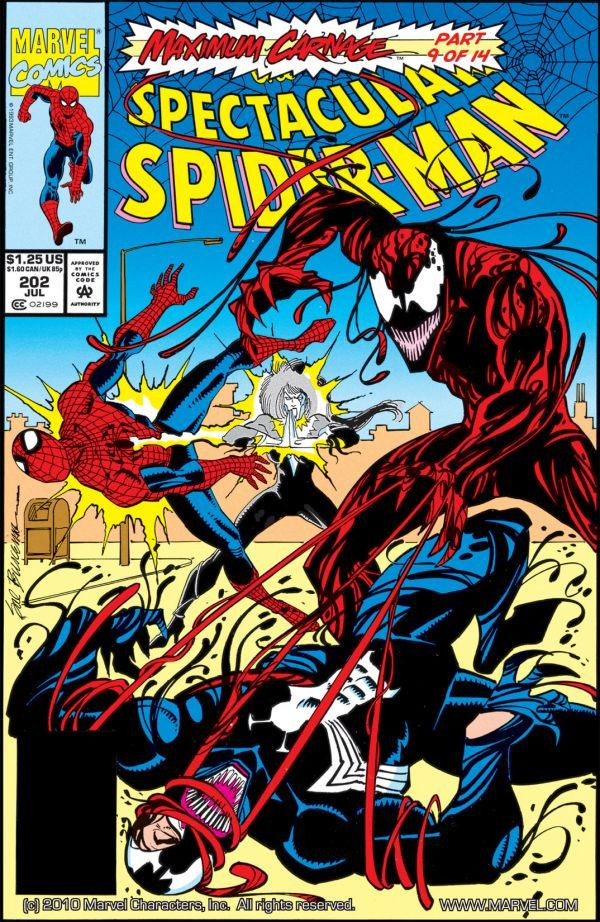 Spectacular Spider-Man Vol 1 202