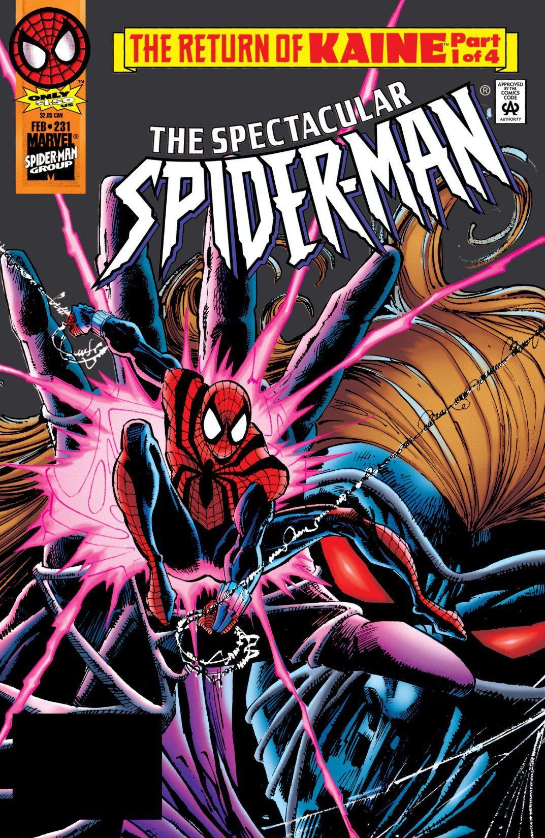 Spectacular Spider-Man Vol 1 231