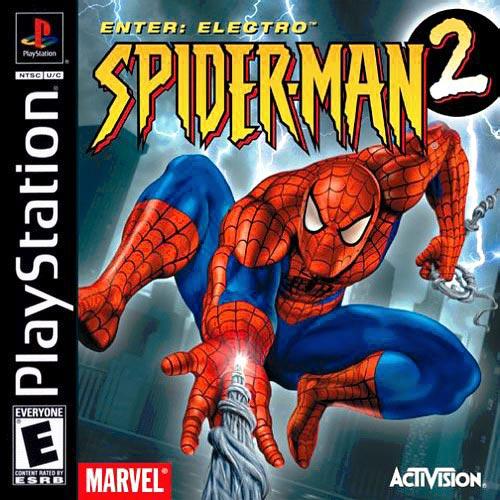 Spider-Man 2: Enter Electro