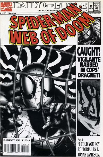 Spider-Man: Web of Doom Vol 1 2