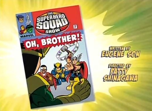 Super Hero Squad Show Season 1 20
