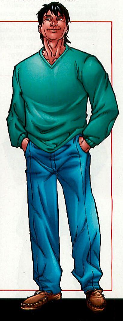 Thomas Corsi (Earth-616)