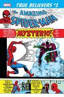 True Believers Spider-Man vs. Mysterio Vol 1 1