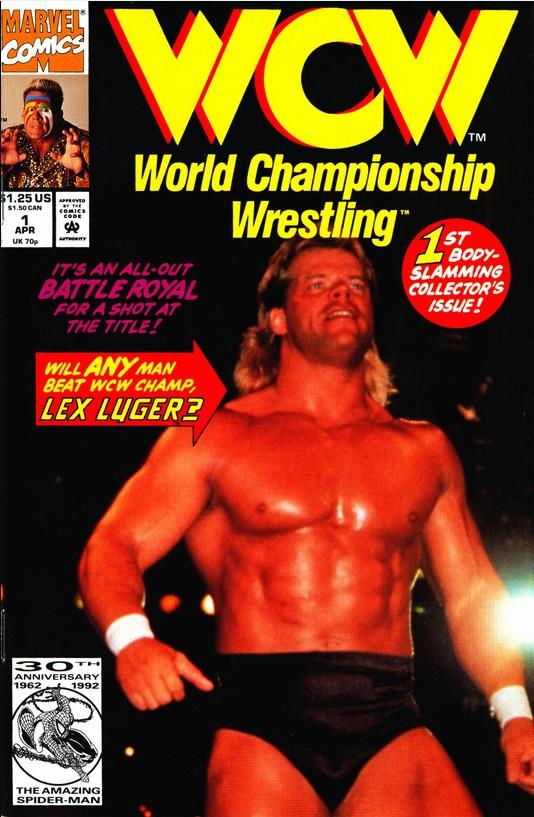 WCW World Championship Wrestling Vol 1 1