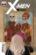 X-Men Gold Vol 2 34