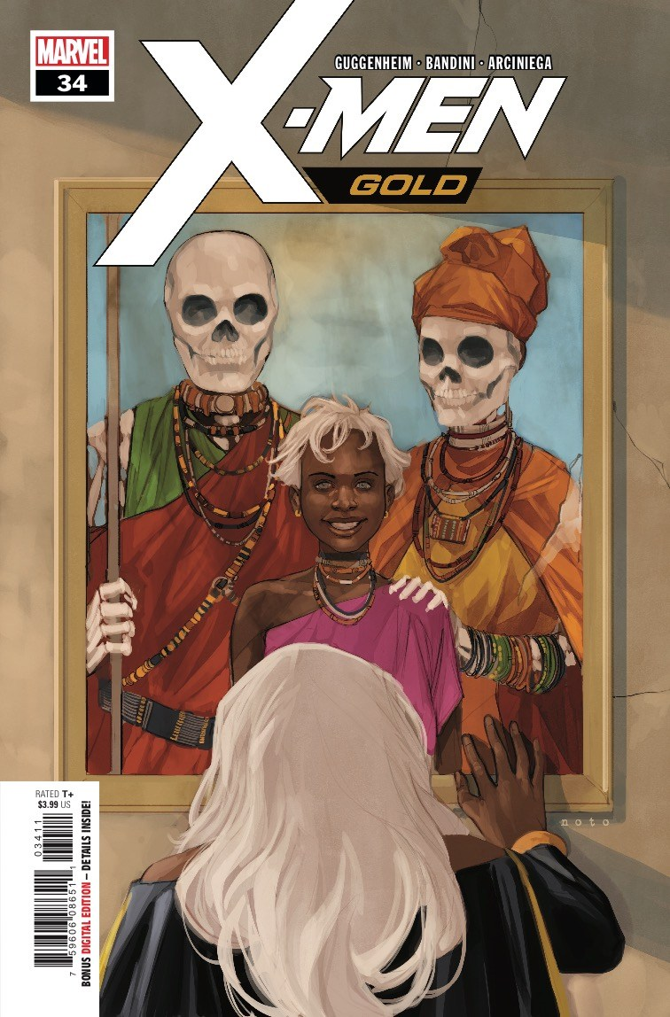X-Men: Gold Vol 2 34
