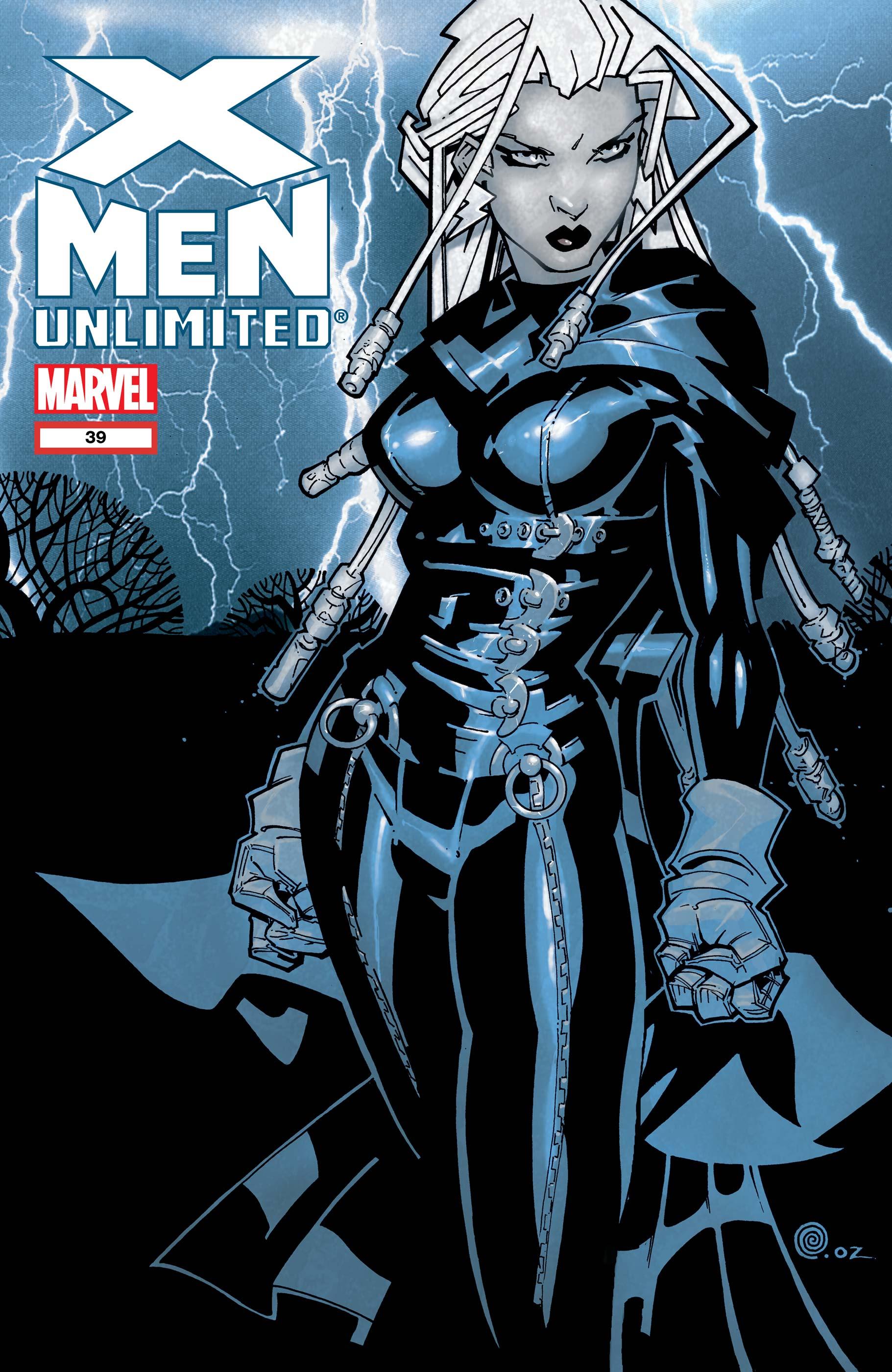 X-Men Unlimited Vol 1 39