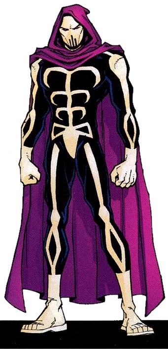Alisher Sham (Earth-616)