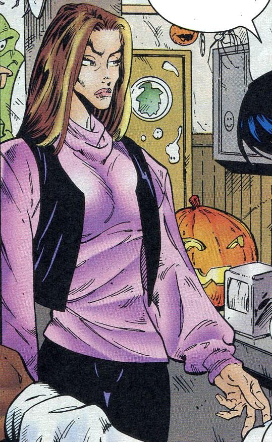 Alison Mongrain (Earth-616)