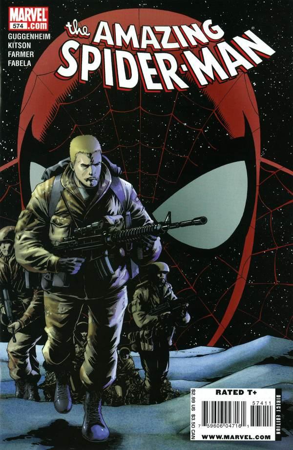 Amazing Spider-Man Vol 1 574