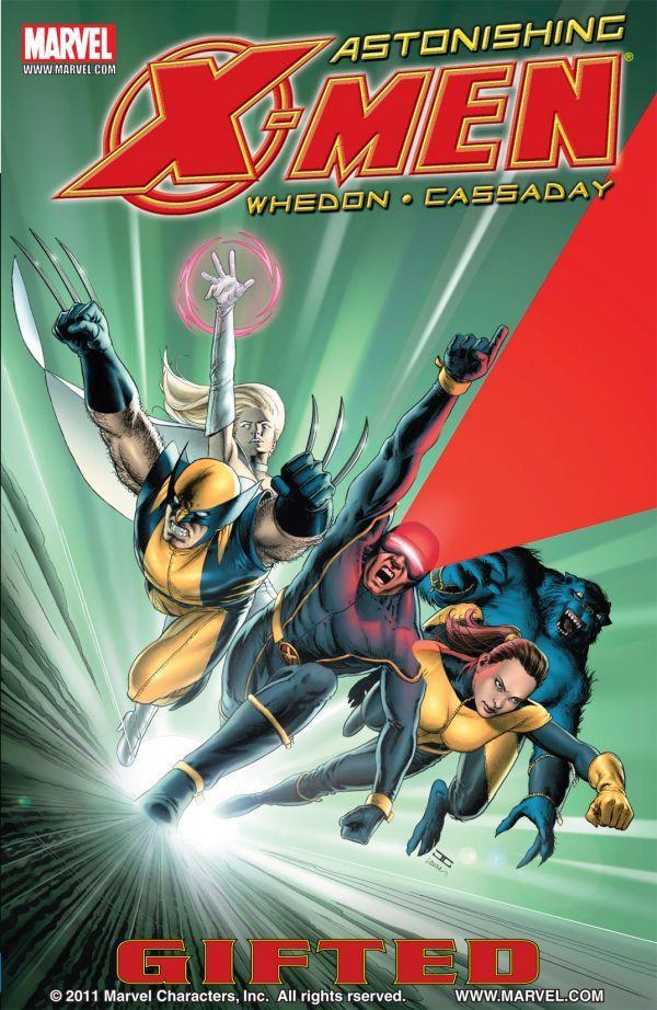 Astonishing X-Men TPB Vol 3 1: Gifted