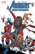 Avengers Back to Basics Vol 1 5
