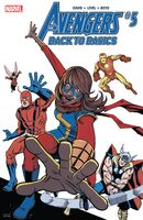 Avengers Back to Basics Vol 1 5