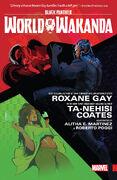 Black Panther World of Wakanda TPB Vol 1 1