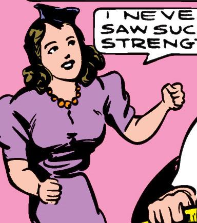 Bobbie Drew (Earth-616)