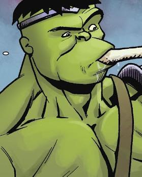 Bruce Banner (Earth-71143)