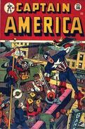 Captain America Comics Vol 1 58