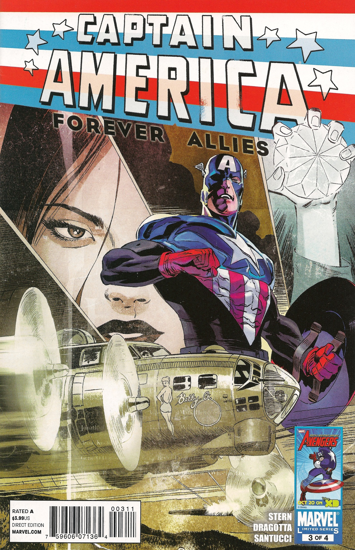 Captain America: Forever Allies Vol 1 3