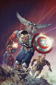 Captain America Sam Wilson Vol 1 9 Textless.jpg