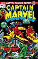 Captain Marvel Vol 1 27