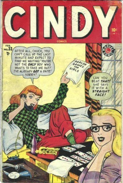 Cindy Comics Vol 1 33