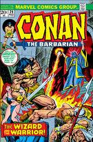 Conan the Barbarian Vol 1 29
