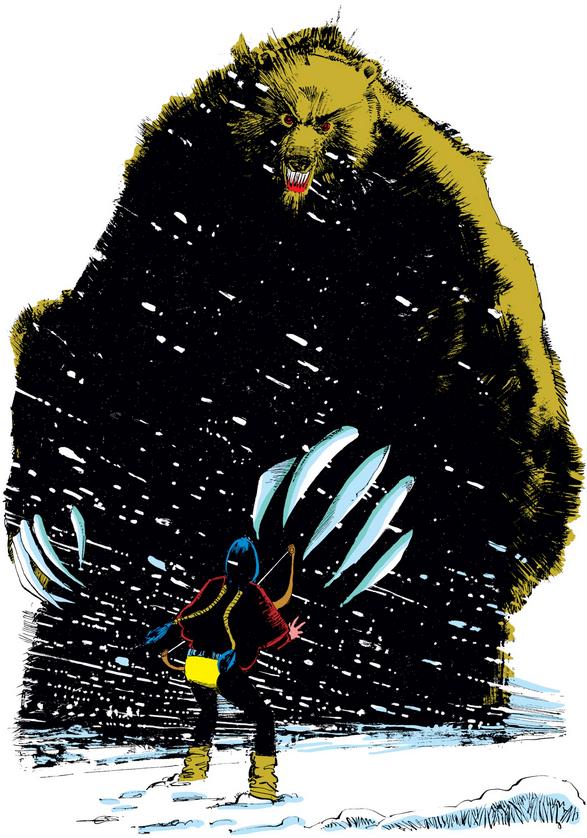 Demon Bear (Earth-616)