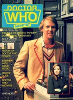 Doctor Who Monthly Vol 1 63