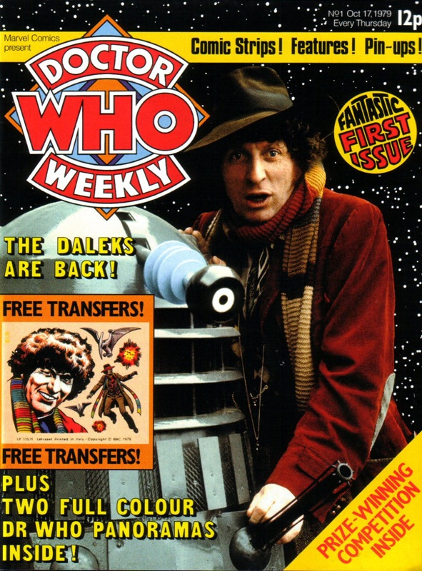 Doctor Who Weekly Vol 1 1
