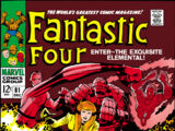 Fantastic Four Vol 1 81