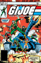 G.I. Joe A Real American Hero Vol 1 1