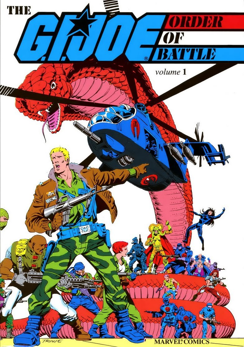 G.I. Joe: Order of Battle (TPB) Vol 1 1
