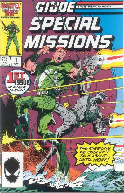 G.I. Joe: Special Missions Vol 1