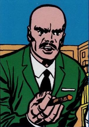 Gregory Gideon (Earth-616)