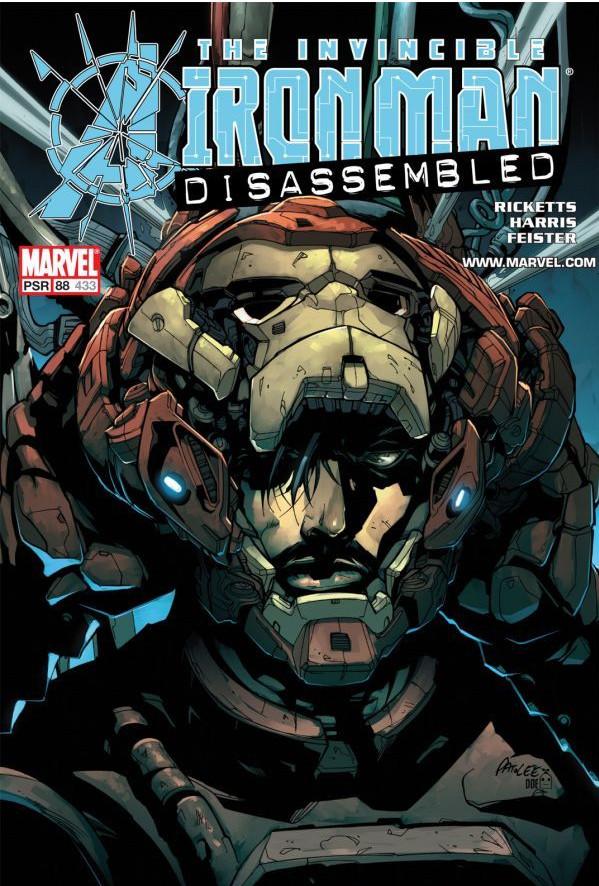 Iron Man Vol 3 88