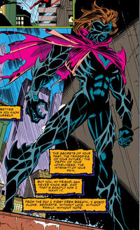 Kaine Parker (Earth-616) from Amazing Spider-Man Vol 1 397 0001.jpg